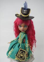 Lolita military (zena_) Tags: monster outfit high doll handmade military lolita
