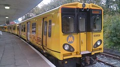Merseyrail 508131 (Elite Transport Photos) Tags: electric liverpool newbrighton merseyside 508 brel merseyrail wirralline