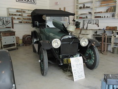 Preserved McLaughlin 1918 Touring Car (jamica1) Tags: canada heritage village rj bc arm salmon columbia british haney