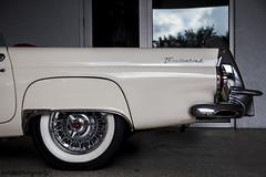 Thunderbird (Speedee Photography (Devin)) Tags: auto old classic cars ford canon vintage classiccar mint automotive thunderbird dealership 6d carporn