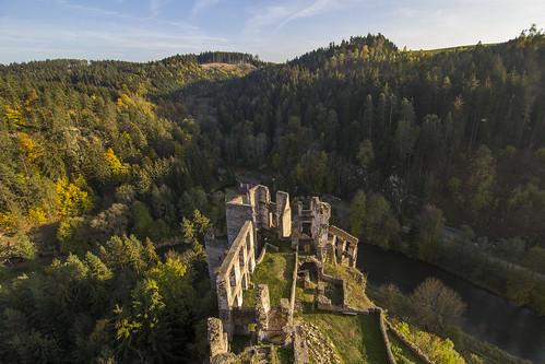 Burgruine Kollmitz 2