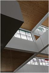 aachen 389 (beauty of all things) Tags: architecture churches kirchen aachen architektur sakralbauten sakrales rudolfschwarz