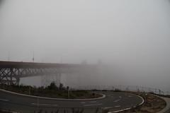 2015.11.01 - San Francisco - Where's the Golden Gate Bridge? (Dexte-r) Tags: sanfrancisco california bridge autumn usa fall fog bay goldengate 2015