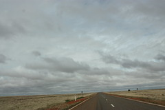 390 km marker (iainrmacaulay) Tags: highway australia barkly