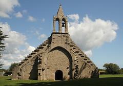 Chapelle de Beuzac (catb -) Tags: france church brittany cross bretagne chapelle plomeur