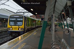 29002 arrives at Connolly, 5/12/15 (hurricanemk1c) Tags: dublin irish train rail railway trains commuter railways caf irishrail 2015 connolly iarnród éireann iarnródéireann 29002 class29000