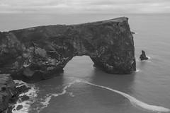 Dyrhlaey (elparison) Tags: wild black ice iceland sand lagoon lord vik lotr rings iceberg laguna ghiaccio islanda reynisdrangar dyrhlaey reynisfjall reynishverfi