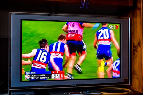 Western Bulldogs Win-4