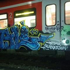 Full pics soon on blog #stolenstuff #graffitiblog #check4stolen #flickr4stolen #munich #sbahn #running #graffitimunich #graffititrain #graffiti #instagraff (stolenstuff) Tags: instagram stolenstuff graffiti graffititrain benching