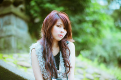 _DSC6546 () Tags: ainoctnikkor58mmf12 nikon noct 58mm f12   asphericlens manuallens nocturne bokeh portrait brunette beauty charming woman d3s  taoyuan            kawaii cute  lovemoment notoveryou