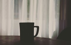 Good morning (Pauluna B.) Tags: light sunny sunlight sun morning pink digital coffee cup naturally white black bw photography photo photograph homme house table simply art ne new