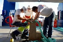 work work work (bukovo) Tags: dignityi msf team equipo barco boat marinero sailor contramaestre bosun
