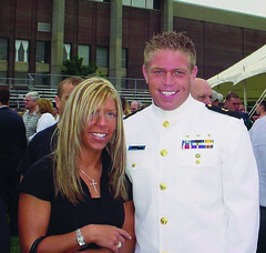 Brad Hendrick '99 (BC High Archives) Tags: hendrick classof1999 veterans military