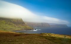 Scotland Coast (Alja Vidmar | ADesign Studio) Tags: unitedkingdom scotland nikon2470mm ocean nikond800 nature seascape landscape coast hitechprostop clouds