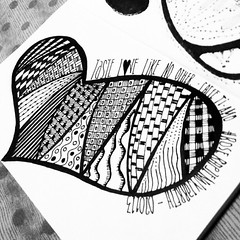 Zentangle 28 (jennyfercervantes-ng) Tags: zenspirationzentangle zendoodle zentangleartzentanglefigures art illustration artistsketch pen artsy masterpieceartoftheday colored inkdrawingmoleskine sharpiepens sharpiesunipin coloringpage coloringbookphcoloringpageforadults coloringpagephziabyjenny
