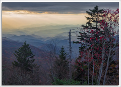 Great Smoky Mountains National Park (richpope) Tags: greatsmokymountainsnationalpark smokies smokymountains northcarolina tennessee view mountains