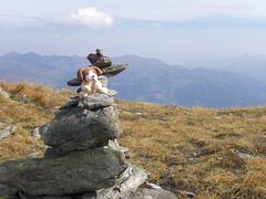 A Good Spot (bookhouse boy) Tags: berge alpen mountains alps tuxeralpen 2016 1oktober2016 zillertal hirschbichlalm krssbrunnalm marchkopf wimbachkopf felerjoch zellberg stardoug