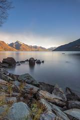 Bonnie, Bonnie Banks (duncan_mclean) Tags: leefilters newzealand landscape queenstown water le lakewakatipu longexposure bigstopper scenery