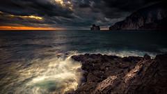 Nebida (Western Sardinia) Xpro edit (piercarlobacchiphotography) Tags: nebida sardinia wwwpiercarlobacchiphotographycom crossprocessing nikond750 longexposure leefilters nikonafs1635mmf4gedvr seascape