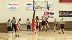 DJT_6210 (David J. Thomas) Tags: sports athletics basketball alumni homecoming lyoncollege scots batesville arkansas women