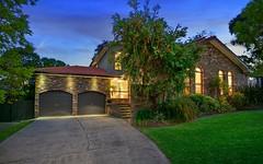 8 Benalla Avenue, Kellyville NSW