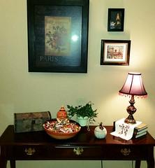Nicole J. Photo - Johanna Parker Halloween (Johanna Parker Design) Tags: johannaparker halloween jackolantern candybowl trickortreat jol folkart giveaway raffle