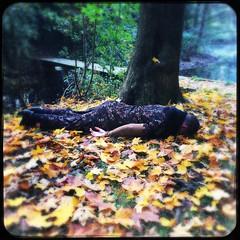FDT 161101 (Chantal van der Ende-Appel) Tags: fdt facedowntuesday groningen sterrebos autumn