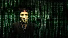 Anonymouse - We Are Legion (Studio d'Xavier) Tags: werehere flickrpunsters puns anonymous anonymouse wearelegion matrix 365 november22016 307366 happysliderssunday hss