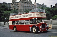 10 Mac Tours (XSL 228A) Waverley Aug99 (Copy) (focus- transport) Tags: bristol leyland open toppers
