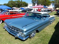 1959 chevrolet (bballchico) Tags: 1959 chevrolet continentalkit billetproof carshow 1950s