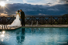 marry me (filippototi) Tags: wedding marriage sun sunset water colors watercolors sky storm reflex blue italy florence tuscany italia firenze toscana filippototi kiss hugs marryme