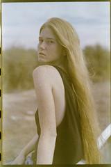 Anna DeNiro (MY ANALOG DIARY // by Shay Segev) Tags: editorial film 35mm anna deniro shay segev analog redhead freckles