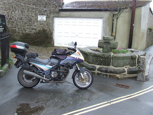 2005 # 13, Village Cross, Moretonhampstead, Devon.