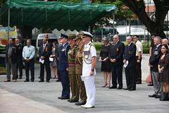 Img557631nx2 (veryamateurish) Tags: singapore remembranceday armisticeday wreathlaying cenotaph padang connaughtdrive singaporecricketclub