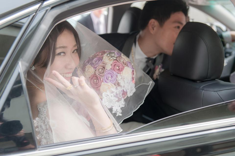 台南婚攝 婚禮紀錄 情定婚宴城堡 C & M 069