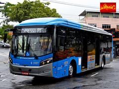 Mobibrasil (busManíaCo) Tags: caio millennium brt mercedesbenz o500u bluetec 5 busmaníaco nikond3100 nikon d3100 buses urbano