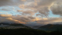0 (Marco Tiano) Tags: sunset mountains clouds sun colors nature sky green red orange italia calabria night panorama windows samsungs3neo flickr nwn wheaterphotpgraphy