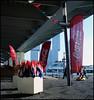 Rollie goes Rotterdam (08) (Hans Kerensky) Tags: rollei rolleiflex t model 3 tlr tessar 135 75mm lens kodak portra 160 film scanner plustek opticfilm 120 rotterdam october 2016 souvenir erasmus bridge