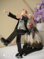 أغرب كيكات لحفلات الزواج لن تصدقو ما سترون ! (Arab.Lady) Tags: أغرب كيكات لحفلات الزواج لن تصدقو ما سترون