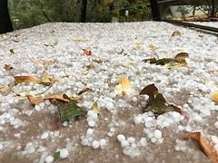 We Heed Gravity (cogdogblog) Tags: hail strawberry arizona