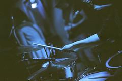 88880009 (amiaphotos) Tags: theobservatoryspokane vonthebaptist vaughnwood zacfairbanks brandonvasquez alexmorrison cc fender music musician 35mm film filmgrain vintagecamera canon canonf1 slr blue spokanemusicscene amiaphotos amiaart analog filmcommunity ccdrums drummer