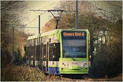 London Tramlink 2530 (SW11simon) Tags: tram croydontramlink londontramlink londontram bombardier bombardierflexcityswiftcr4000 bombardierflexcityswift bombardiercr4000 bombardiertram transport transportforlondon tfl londontransport publictransport lightrail tram2530 londontram2530 mordenhallpark 2530