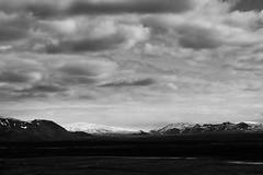 KLIS3880_S (Konrad Lembcke) Tags: iceland island landscape landschaft minimal black white abstract monochrome fuji x nature simple