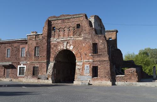 Terespol Gate, 05.05.2014.