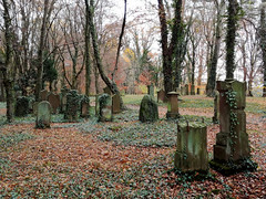 Bruchsaler Hgelland im November (infactoweb) Tags: bruchsal obergrombach jdischer friedhof kraichgau hgel hgelland infactoweb