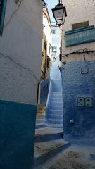 Streets, Chefchaouen, Morocco (virt_) Tags: chefchaouen tangerttouan morocco 2016 summer europe trip travel travels vacation family kids