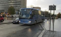 GB14TAW, Royal Parade, Plymouth, 18/11/16 (aecregent) Tags: royalparade plymouth 181116 tawtorridge mercedes tourismo gb14taw