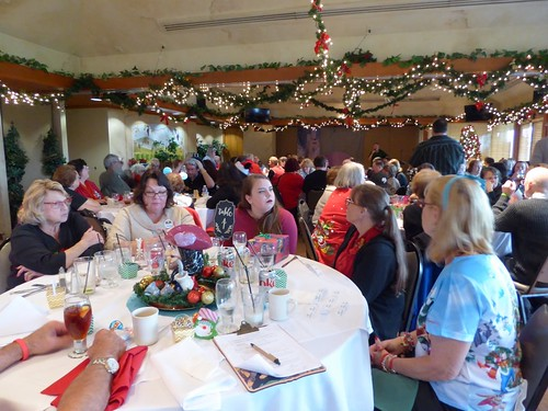 Christmas party at Beeb's 2016