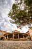 """The Grain Market (Herve """"Setaou"""" BRY) Tags: sky france tree architecture clouds ciel nuages fr arbre hdr midipyrénées végétaux auvillar"""