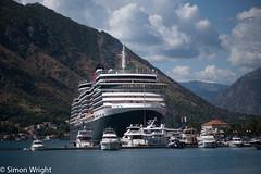 Cunard Queen Victoria ~ 6976 (@Wrightbesideyou) Tags: europe ship victoria queen cunard montenegro kotor bokakotorska crnagora 07904610415 simonpeterwrightbtinternetcom nikond750 wrightbesideyou v518d